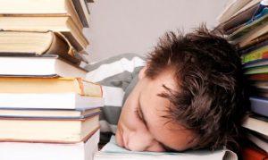 preparare un esame studiando dai libri