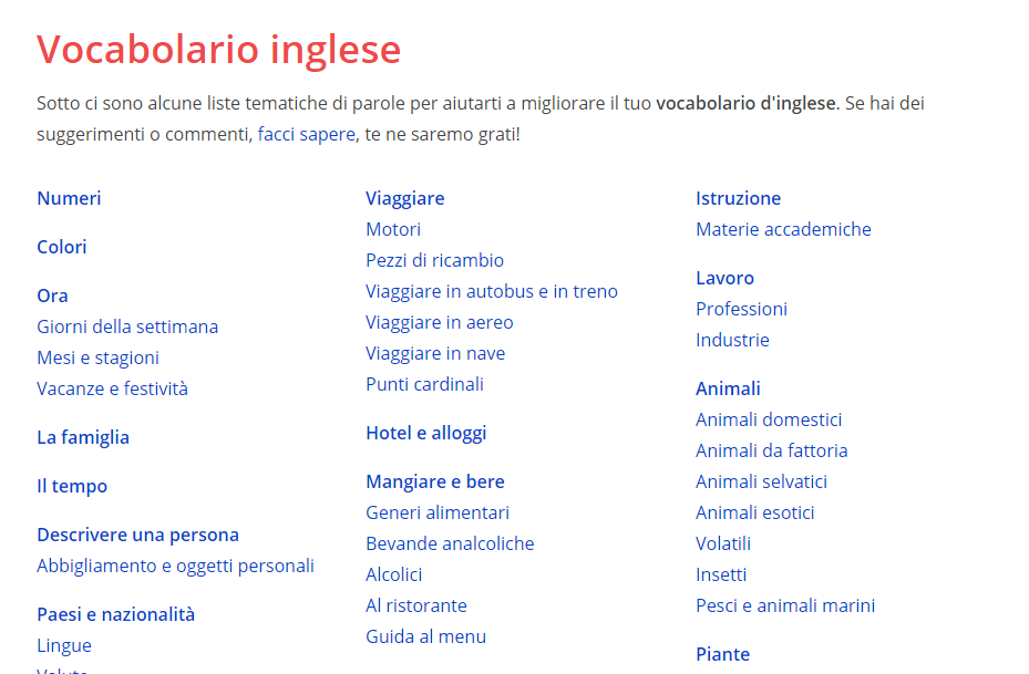 screenshot-speaklanguages-vocabolario