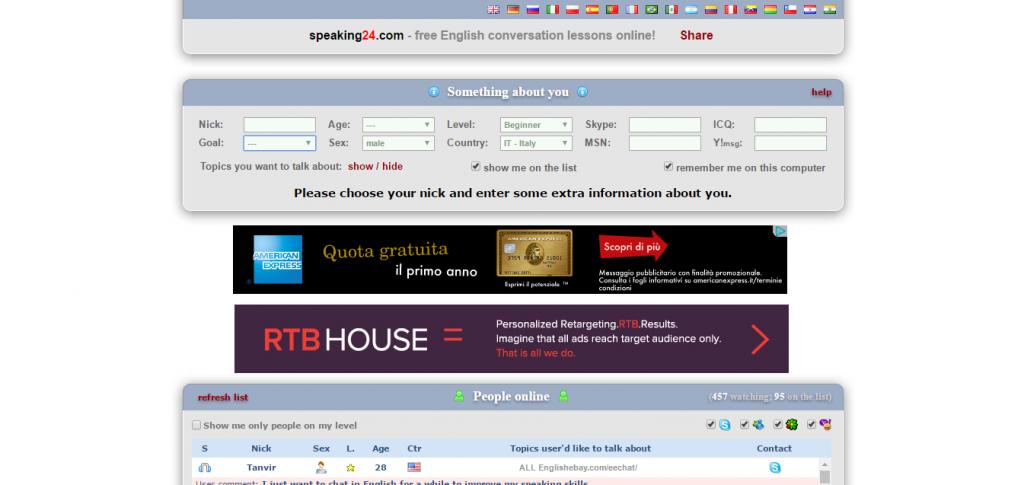 speaking24.com