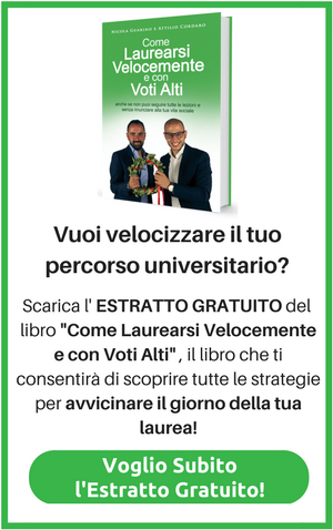 Libro Come Laurearsi Velocemente e con Voti Alti